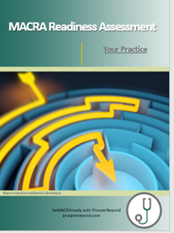 MACRA Readiness Assessment Book Cover